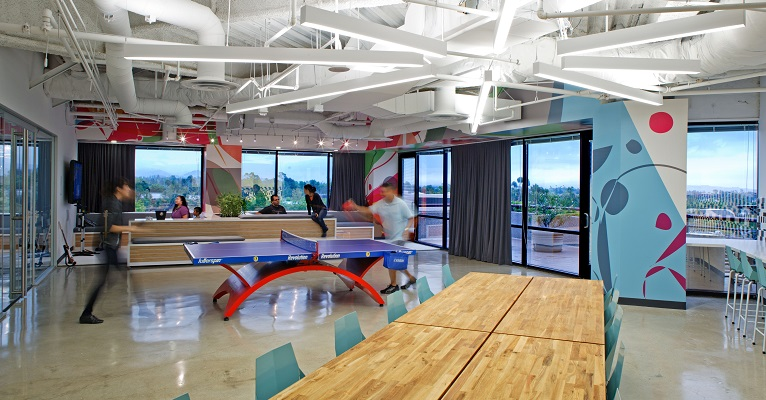 Five Office Design Traits To Lift Employee Morale