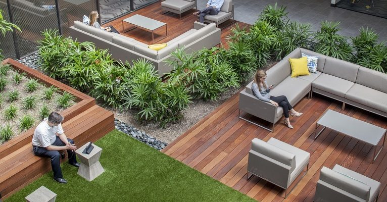 The natural office | Aztecs guide to biophilia : Fit Out ...