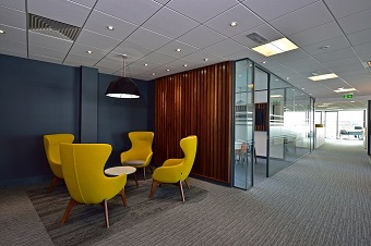 office fit out office refurbishment liverpool manchester