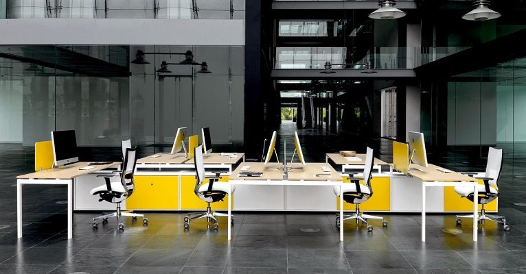 leasing to deliver an office fit-out project