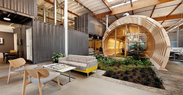 Sustainable office ideas