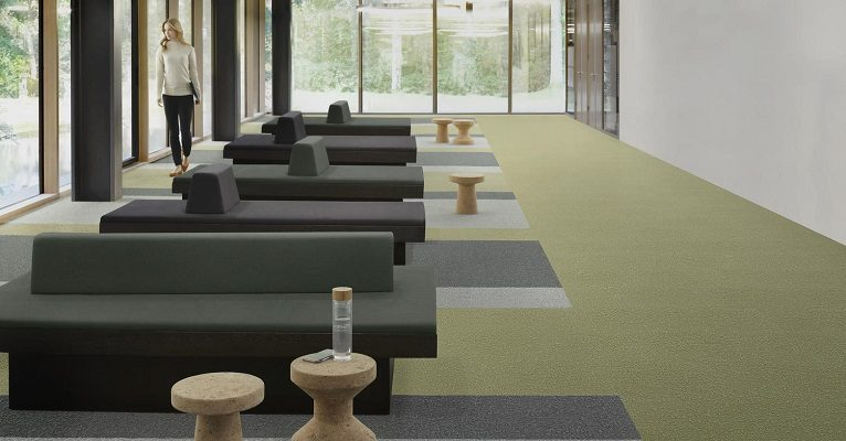 sustainable carpet for offices